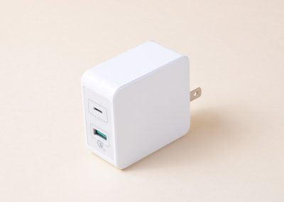 POWER ADAPTOR AC TO USB3.0 ;TYPE C