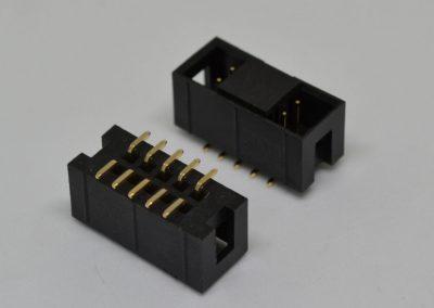 2.54mm双排插针