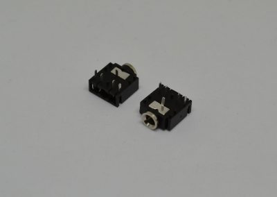 3.5mm Stereo Earphone Jack 5Pin Dip Type-1