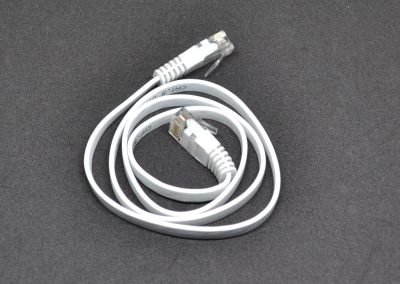 RJ45 Cable white