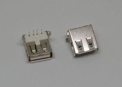 USB A F 插板式