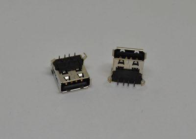 USB A F 插板式003