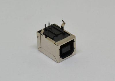 USB B F 插板式