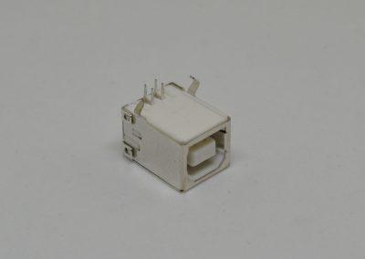 USB B F 插板式002