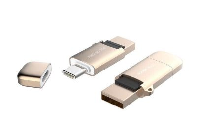 USB TYPE C M & USB3.0 A M